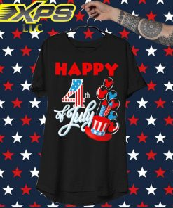 America Happy 4th of July shirt