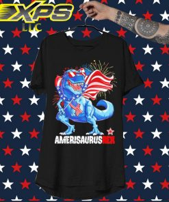 AmerisaurusRex happy 4th of July shirt