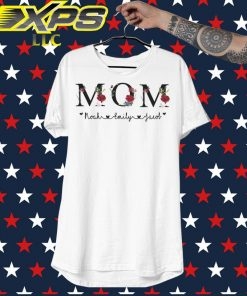 Mom Noah Emily Jacob shirt