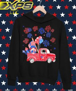 The Gnome and Car happy 4th of July hoodie