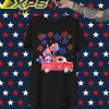 The Gnome and Car happy 4th of July shirt