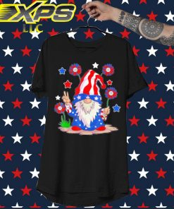 The Gnome happy 4th of July shirt