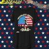 World's best Dad vintage shirt