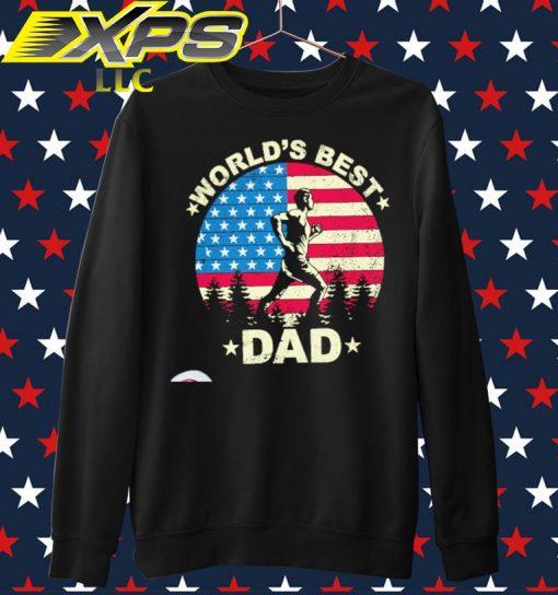 World's best Dad vintage sweater
